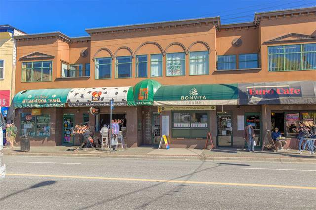 Main Photo: 201 1448 Commercial Drive in Vancouver: Grandview Woodland Office  (Vancouver East)