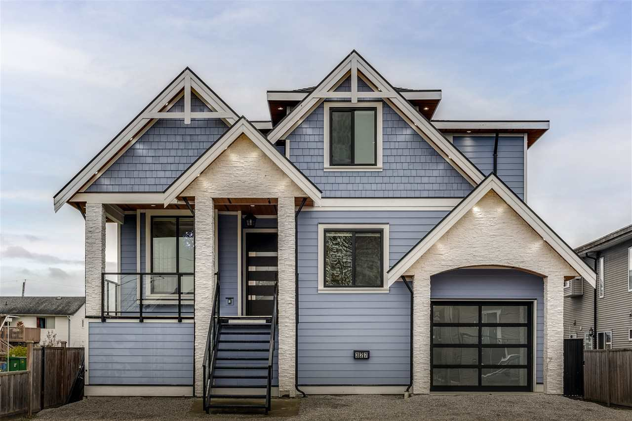 Main Photo: 327 BOYNE Street in New Westminster: Queensborough House for sale : MLS®# R2518044