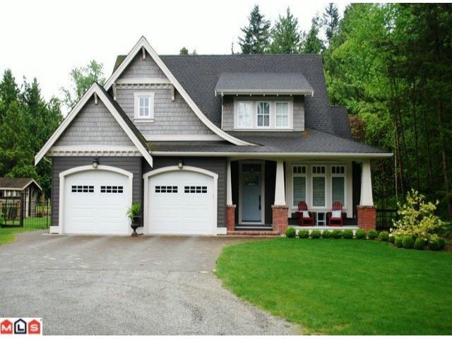 Main Photo: 21030 42ND Avenue in Langley: Brookswood Langley House for sale : MLS®# F1224031