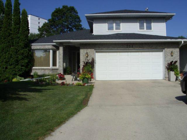 Main Photo: 734 Sturgeon Road in WINNIPEG: St James Residential for sale (West Winnipeg)  : MLS®# 1305659