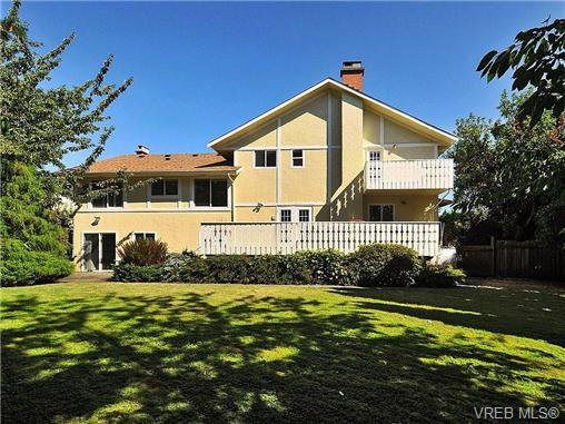 Main Photo: 4051 Ebony Pl in VICTORIA: SE Arbutus Single Family Detached for sale (Saanich East)  : MLS®# 649424