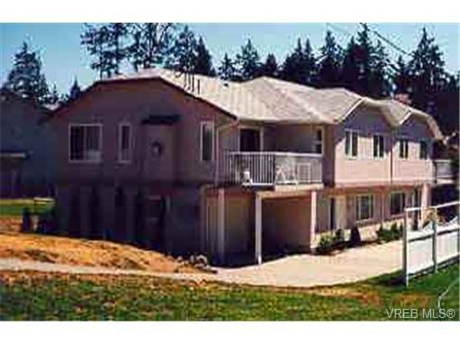 Main Photo: 209 Flicker Lane in VICTORIA: La Florence Lake Half Duplex for sale (Langford)  : MLS®# 218682