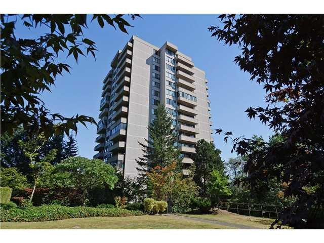 Main Photo: 1606 2060 BELLWOOD Avenue in BURNABY: Brentwood Park Condo for sale (Burnaby North)  : MLS®# V1066530