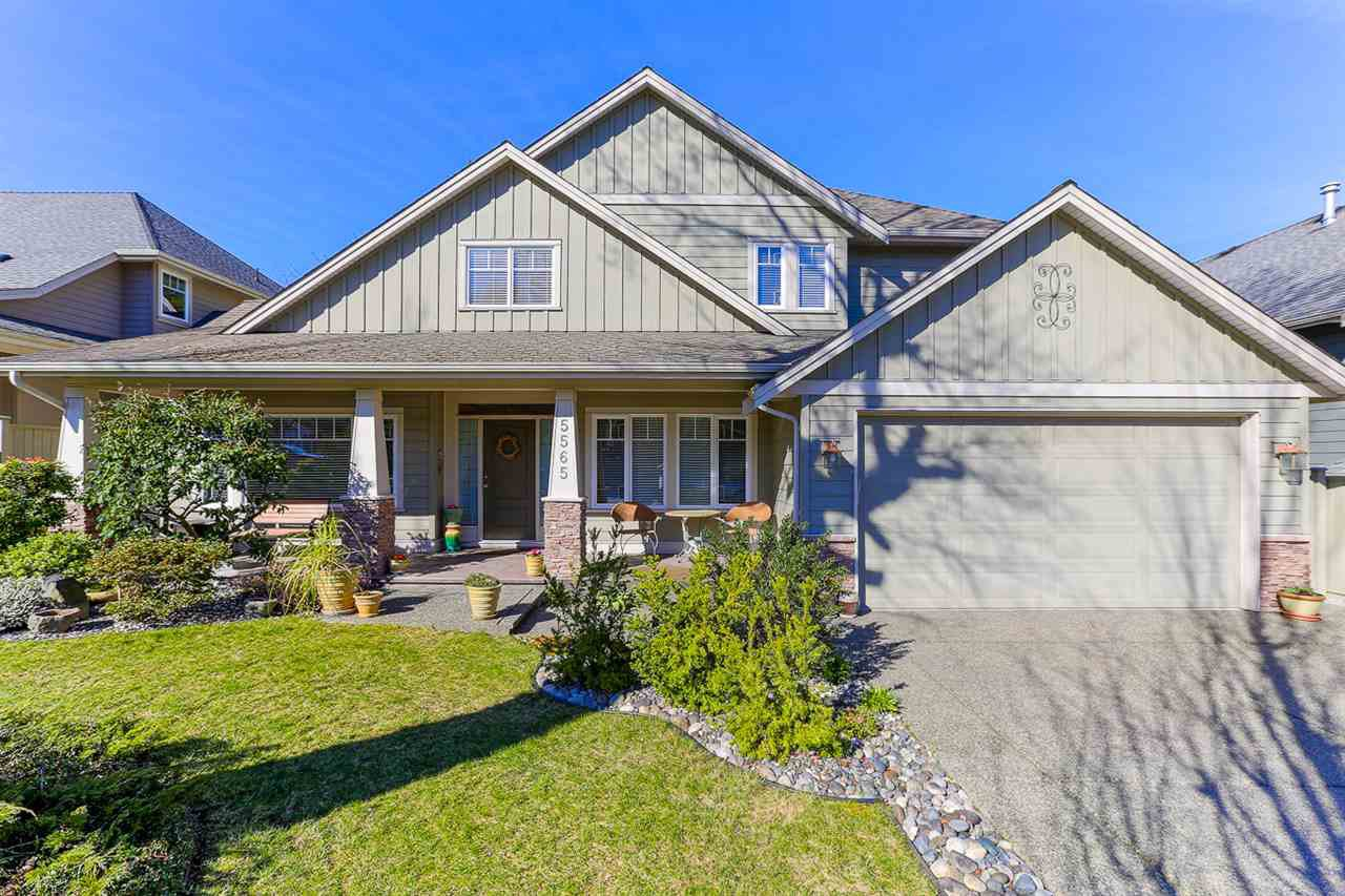 Main Photo: 5565 4 AVENUE in Delta: Pebble Hill House for sale (Tsawwassen)  : MLS®# R2047286