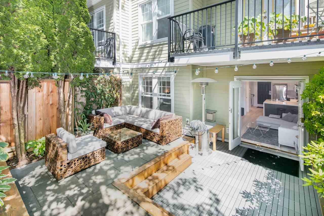 Main Photo: 103 962 W 16TH AVENUE in : Cambie Condo for sale : MLS®# R2173916