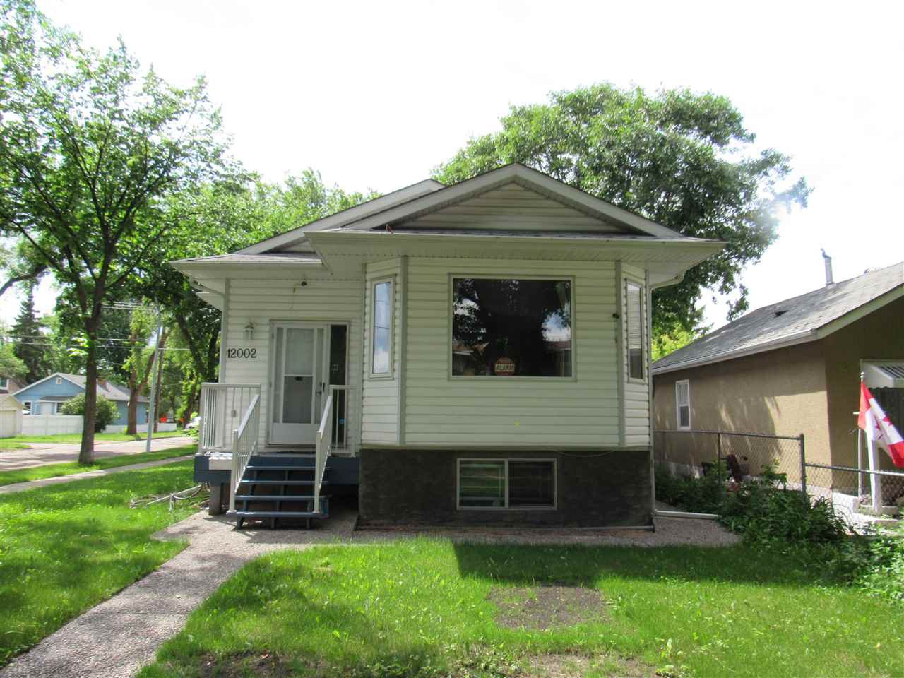 Main Photo: 12002 91 Street in Edmonton: Zone 05 House for sale : MLS®# E4170407