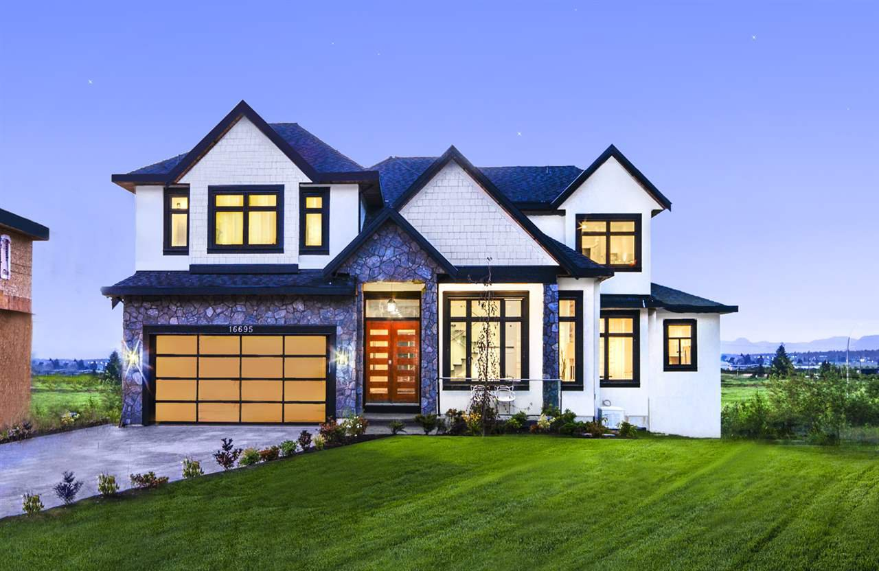 Main Photo: 16695 31B Avenue in Surrey: Grandview Surrey House for sale (South Surrey White Rock)  : MLS®# R2405802