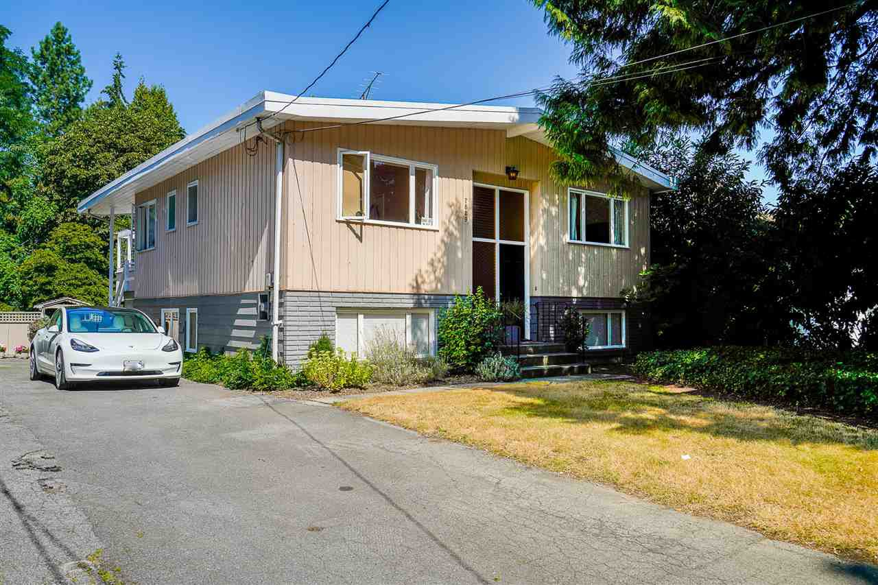 "Main Photo: 7829 WEDGEWOOD Street in Burnaby: Burnaby Lake House for sale in ""BURNABY LAKE"" (Burnaby South)  : MLS®# R2487378"