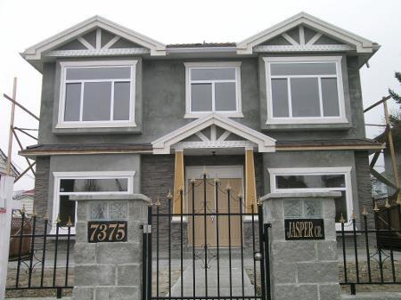 Main Photo: 7375 JASPER ST in Vancouver: House for sale (Fraserview VE)  : MLS®# V575939