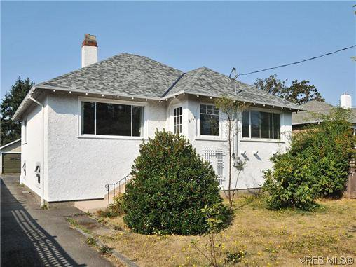 Main Photo: 3740 Quadra St in VICTORIA: SE Quadra Single Family Detached for sale (Saanich East)  : MLS®# 630728