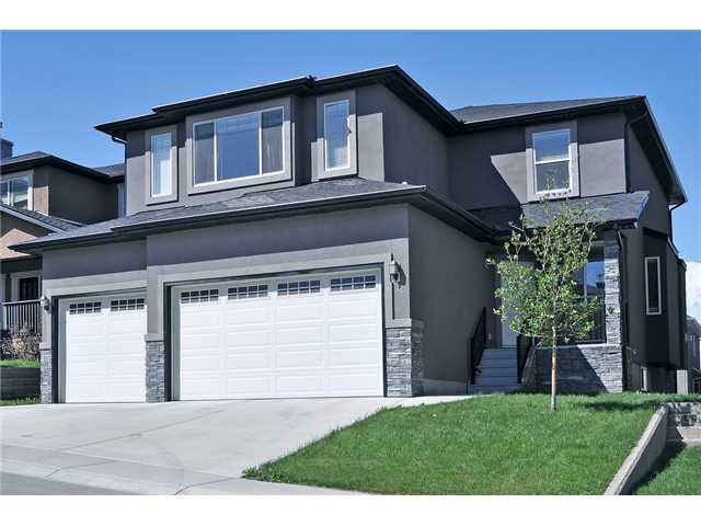 Main Photo: 14 ELMONT ESTATES Manor SW in CALGARY: Springbank Hill Residential Detached Single Family for sale (Calgary)  : MLS®# C3570379