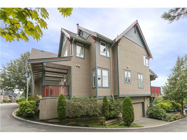 """Main Photo: 1 910 FORT FRASER RISE in Port Coquitlam: Citadel PQ Townhouse for sale in """"SIENNA RIDGE"""" : MLS®# V1025341"""