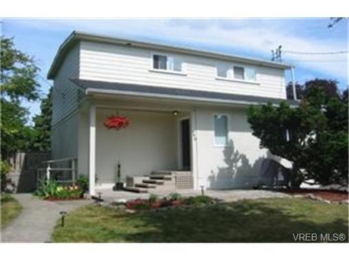 Main Photo: 840 Reed St in VICTORIA: Vi Mayfair Half Duplex for sale (Victoria)  : MLS®# 439261