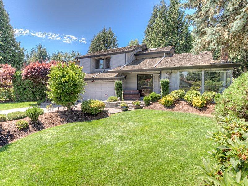 Main Photo: 11617 SUMMIT CR in Delta: Sunshine Hills Woods House for sale (N. Delta)  : MLS®# F1445686