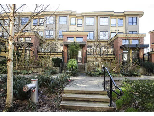 Main Photo: 132 1863 Stainsbury Avenue in Vancouver: Victoria VE Townhouse for sale (Vancouver East)