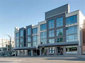 Main Photo: 209 4868 Fraser Street in Vancouver: Fraser VE Condo for sale (Vancouver East)  : MLS®# R2100333