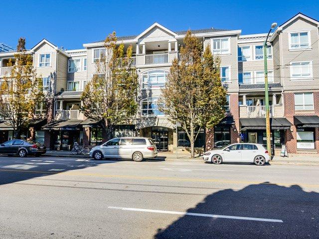 Main Photo: 203 3333 W 4th Avenue in Vancouver: Kitsilano Condo for sale (Vancouver West)  : MLS®# R2004858