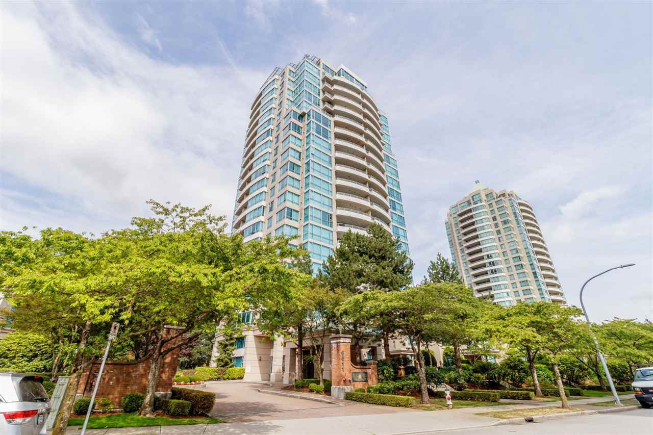 """Main Photo: 1504 6611 SOUTHOAKS Crescent in Burnaby: Highgate Condo for sale in """"GEMINI I"""" (Burnaby South)  : MLS®# R2396060"""