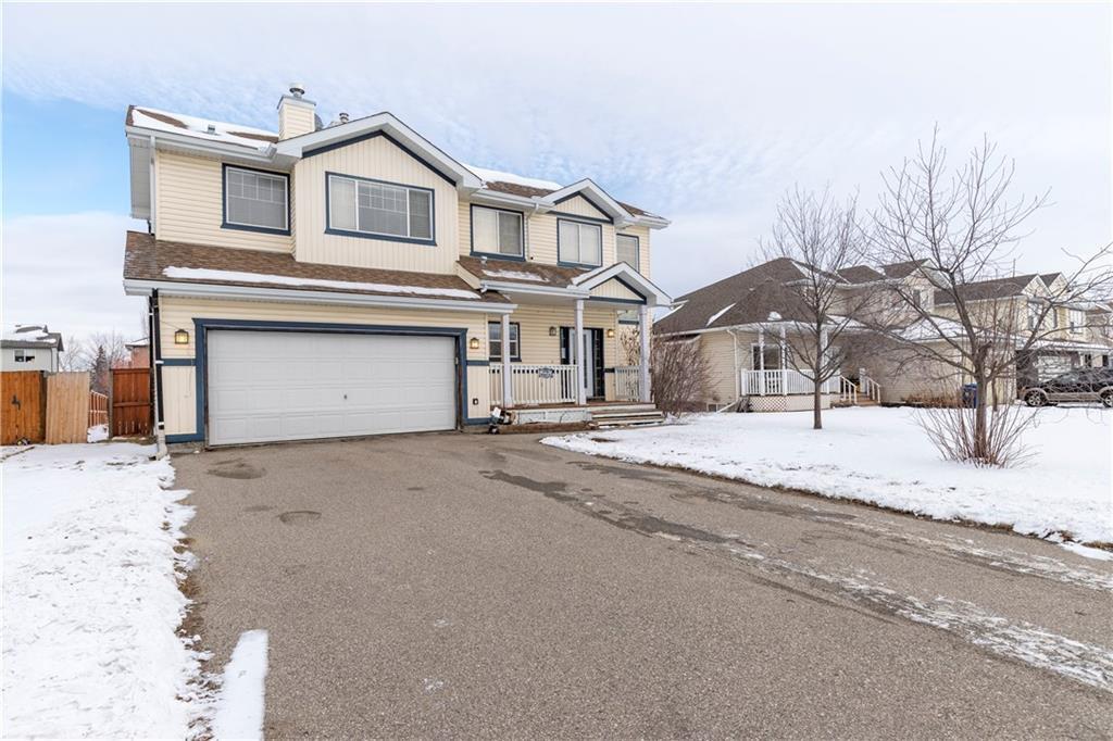 Main Photo: 116 1 AV S in Langdon: House for sale : MLS®# C4278617