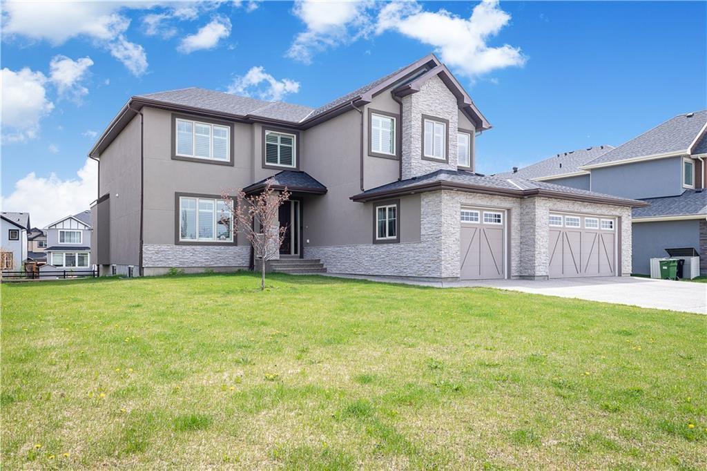 Main Photo: 74 SILVERADO RANCH Way SW in Calgary: Silverado Detached for sale : MLS®# C4299555