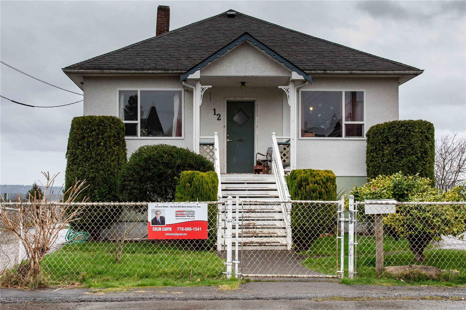 Main Photo: 12 Gillespie St in : Na South Nanaimo House for sale (Nanaimo)  : MLS®# 851091