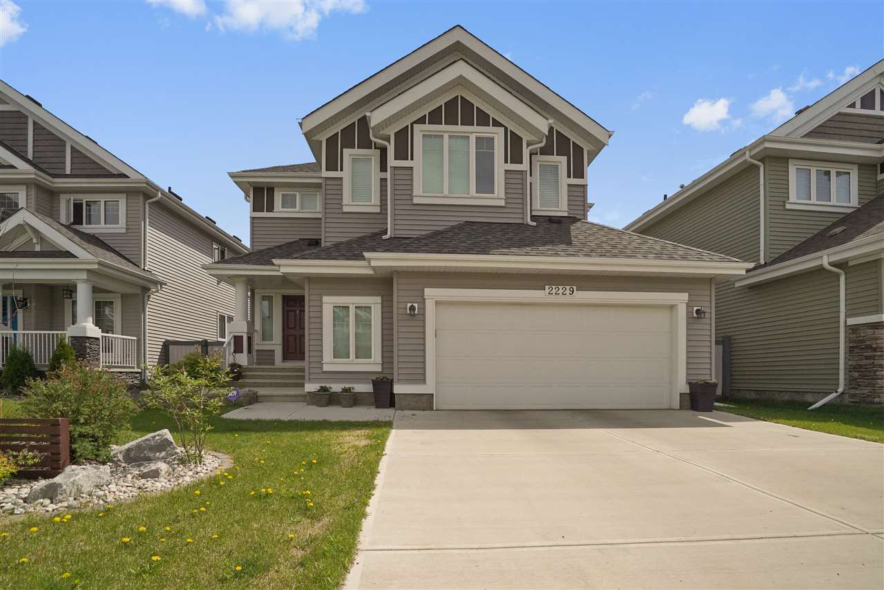 Main Photo: 2229 90A Street in Edmonton: Zone 53 House for sale : MLS®# E4216057