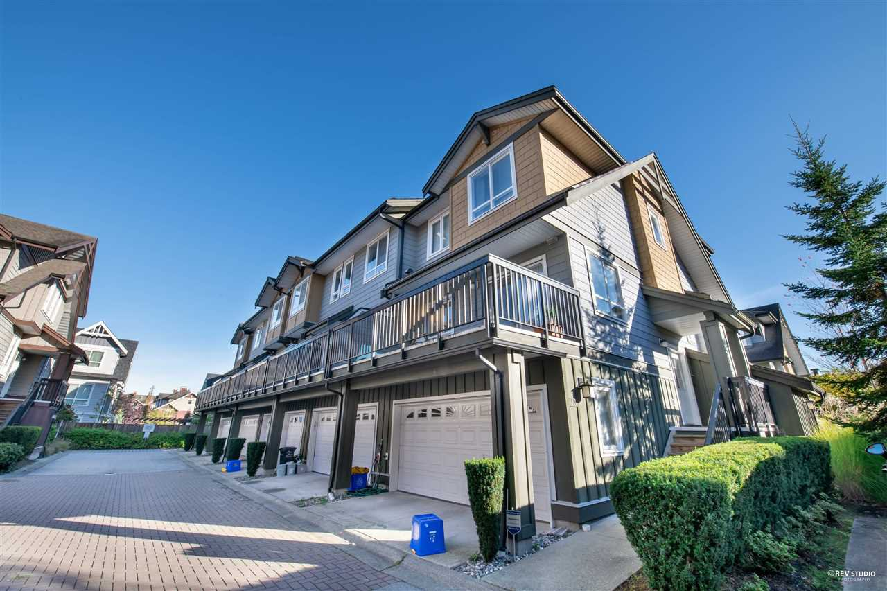 Main Photo: 14 9551 FERNDALE Road in Richmond: McLennan North Townhouse for sale : MLS®# R2509251