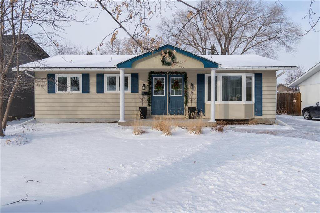 Main Photo: 91 Woodbury Drive in Winnipeg: Pulberry Residential for sale (2C)  : MLS®# 202029433