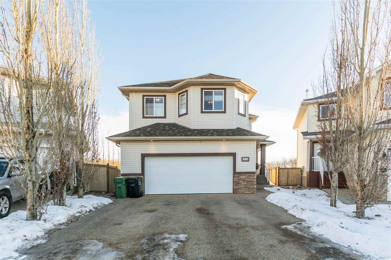 Main Photo: 22 AMEENA Drive: Leduc House for sale : MLS®# E4225006