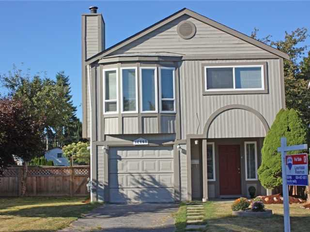 Main Photo: 12067 MCINTYRE Court in Maple Ridge: West Central House for sale : MLS®# V941895