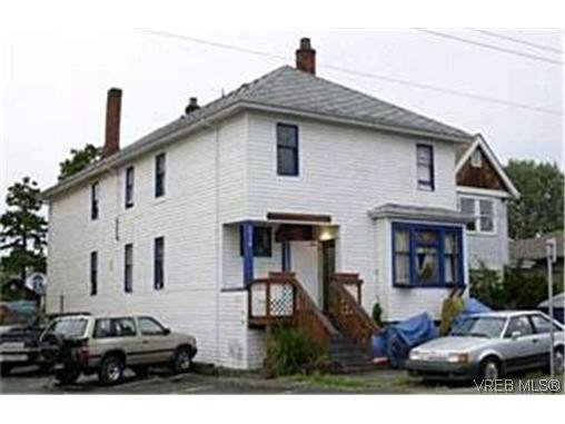 Main Photo: 1116 North Park Street in VICTORIA: Vi Central Park Revenue 5+ Multiplex for sale (Victoria)  : MLS®# 202618