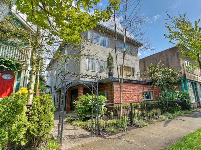 Main Photo: # 1184 1186 VICTORIA DR in : Grandview VE Multifamily for sale : MLS®# V888868