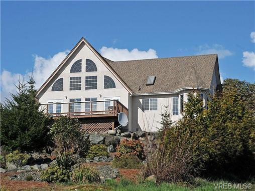 Main Photo: 2240 Carpenter Rd in SOOKE: Sk Kemp Lake House for sale (Sooke)  : MLS®# 649107