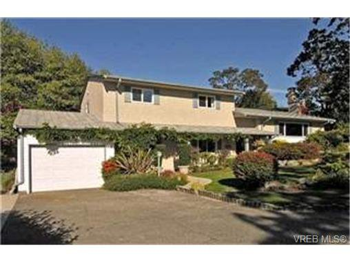 Main Photo:  in VICTORIA: SE Mt Doug House for sale (Saanich East)  : MLS®# 411706