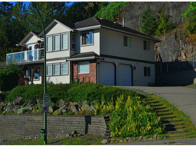 Main Photo: 2459 WHATCOM Road in Abbotsford: Abbotsford East House for sale : MLS®# F1417393