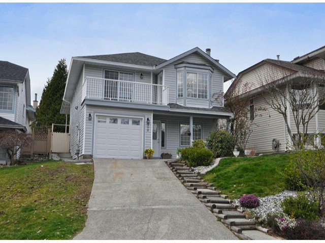 Main Photo: 1270 Lasalle Place in Coquitlam: Canyon Springs House for sale : MLS®# V1055494