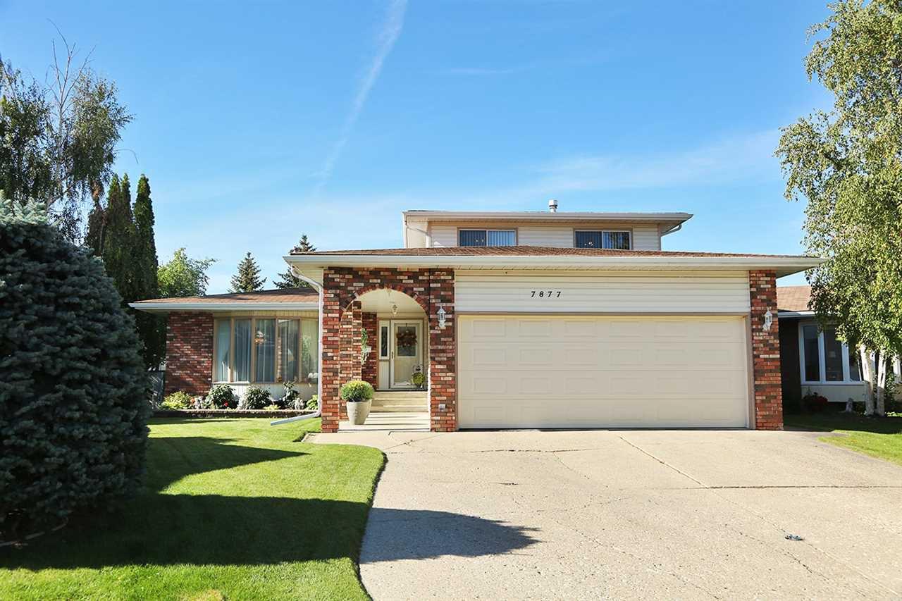 Main Photo: 7877 26 AV NW in Edmonton: Zone 29 House for sale : MLS®# E4035386