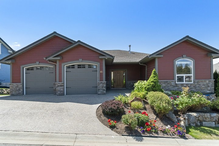 Main Photo: 15 2990 Northeast 20 Street in Salmon Arm: THE UPLANDS House for sale : MLS®# 10201973