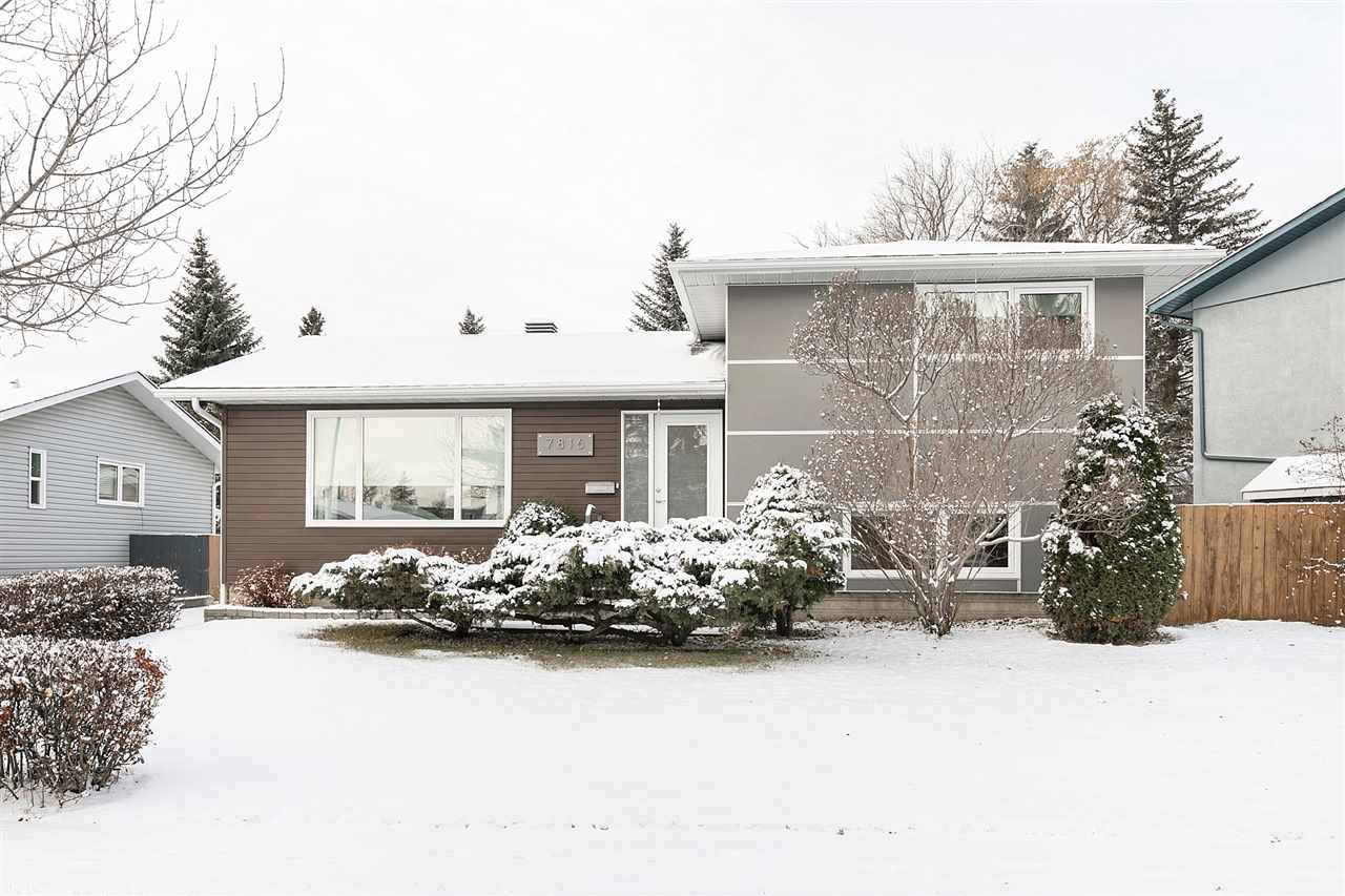Main Photo: 7816 160 Street in Edmonton: Zone 22 House for sale : MLS®# E4179395