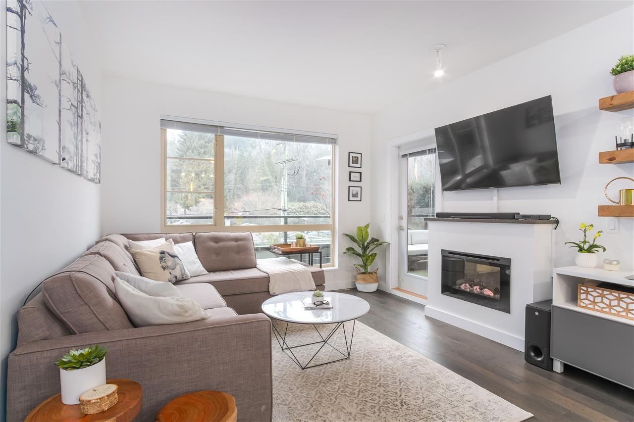 Main Photo: 218 1330 MARINE Drive in North Vancouver: Pemberton NV Condo for sale : MLS®# R2423781