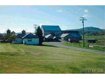 Main Photo: 2943 McIntyre Rd in SAANICHTON: CS Martindale Land for sale (Central Saanich)  : MLS®# 300246