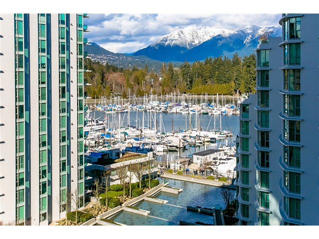 Photo 4: Photos: 901 1710 Bayshore Drive in Vancouver: Coal Harbour Condo  (Vancouver West)  : MLS®# V1048157