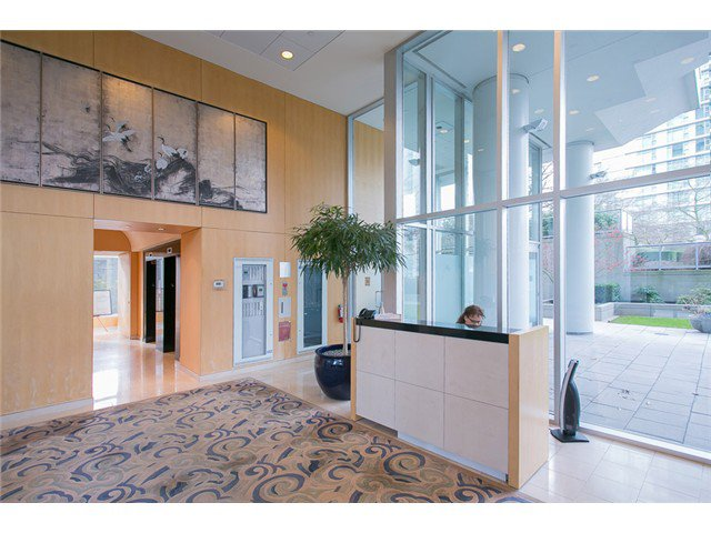 Photo 7: Photos: 901 1710 Bayshore Drive in Vancouver: Coal Harbour Condo  (Vancouver West)  : MLS®# V1048157