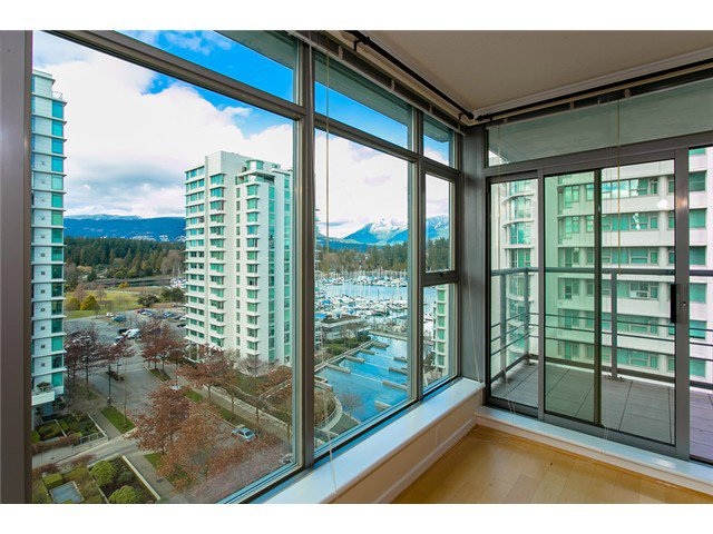 Photo 8: Photos: 901 1710 Bayshore Drive in Vancouver: Coal Harbour Condo  (Vancouver West)  : MLS®# V1048157