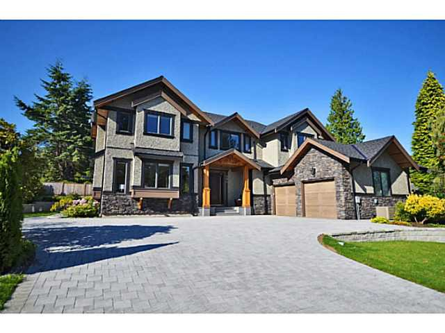 Main Photo: 996 Glenora Avenue in North Vancouver: Edgemont House for sale : MLS®# V1023283