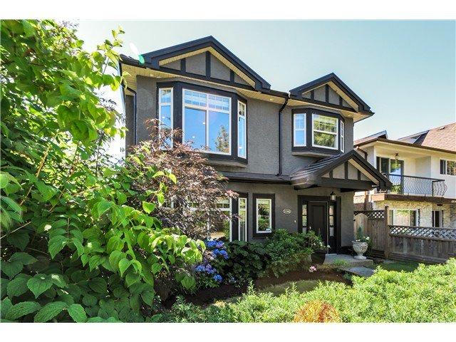 "Main Photo: 5285 WINDSOR Street in Vancouver: Fraser VE House for sale in ""GREAT FAMILY NEIGHBORHOOD!"" (Vancouver East)  : MLS®# V1075023"