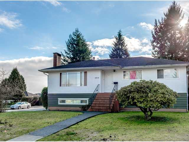 Main Photo: 6842 Union Street in Burnaby: Sperling-Duthie House for sale (Burnaby North)