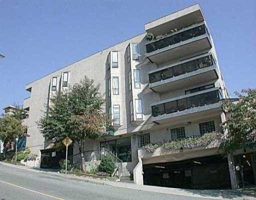 "Main Photo: 207 45 4TH ST in New Westminster: Downtown NW Condo for sale in ""DORCHESTER"" : MLS®# V541296"