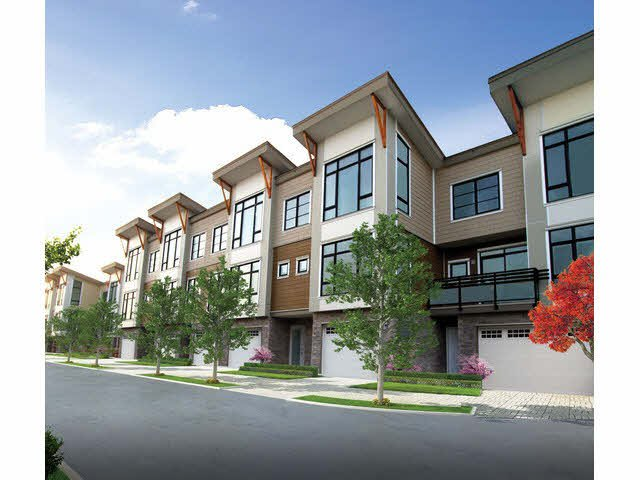 Main Photo: 95 9989 E Barnston Drive in Surrey: Fraser Heights Townhouse for sale (North Surrey)