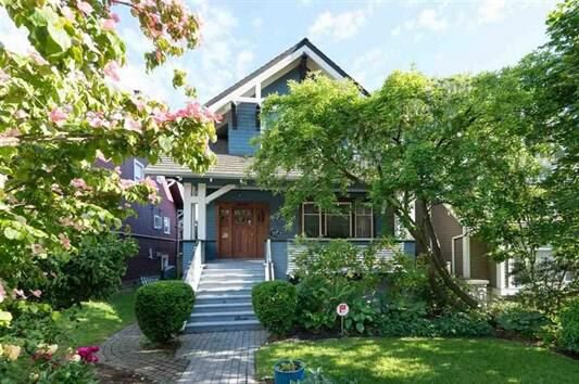 Classic Kits Point Heritage Home!